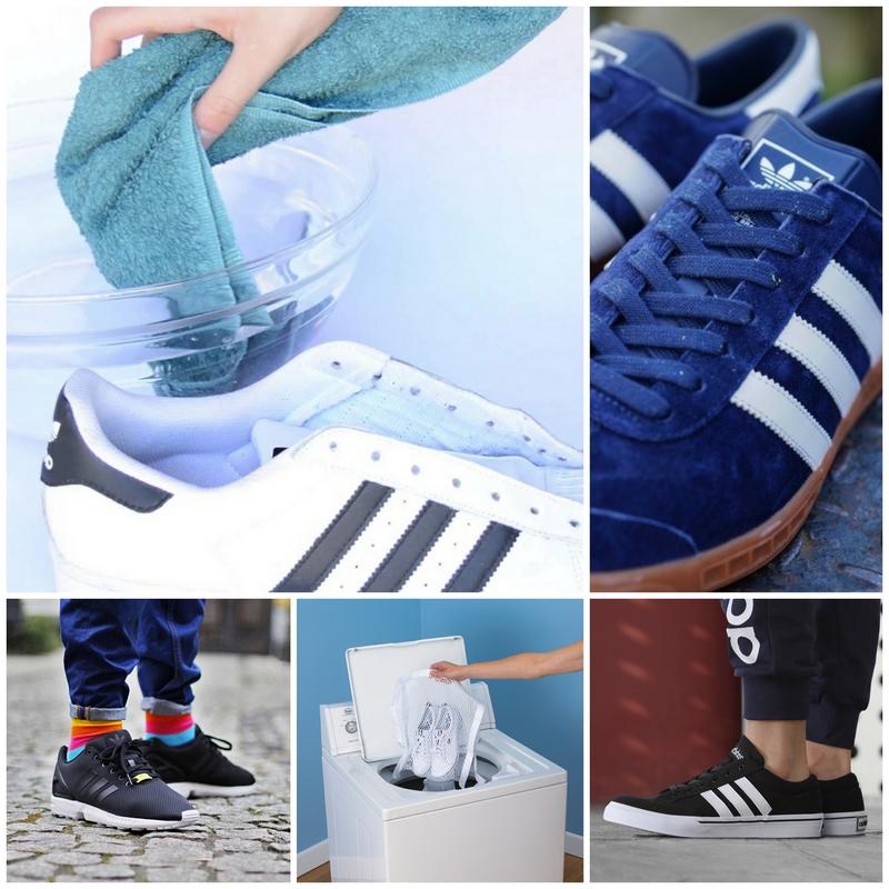 Уход за кроссовками Адидас - делаем правильно