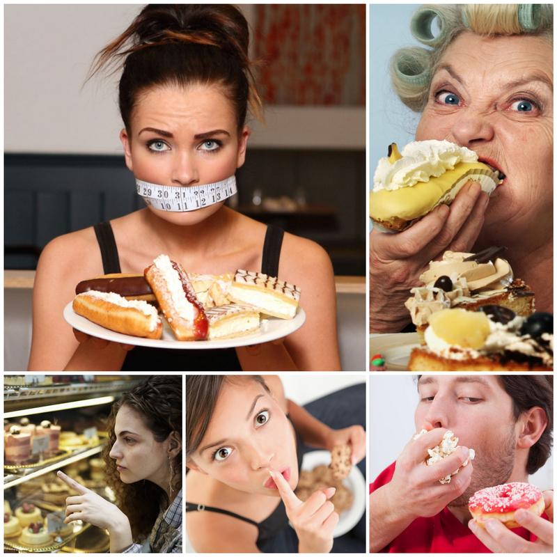 Десять лучших способов побороть зависимость от сладкого