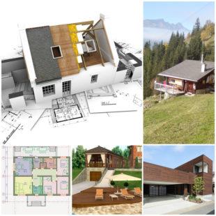 Как составить проект частного дома