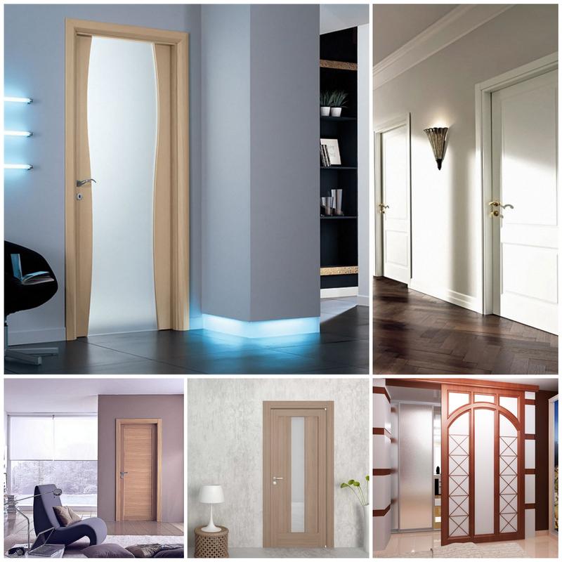 Межкомнатные двери - рекомендации дизайнера по выбору