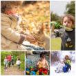 Чем занять ребенка на прогулке - советы родителям