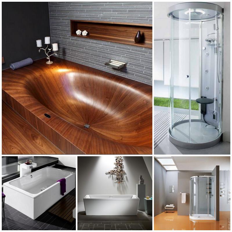 Что лучше выбрать ванну или душевую кабину