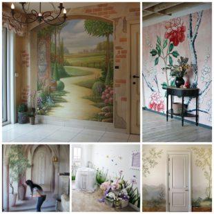Декор стен - в поисках особенного дизайна