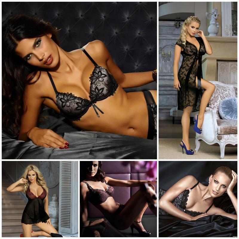 Эротическое бельё - разные виды и назначение