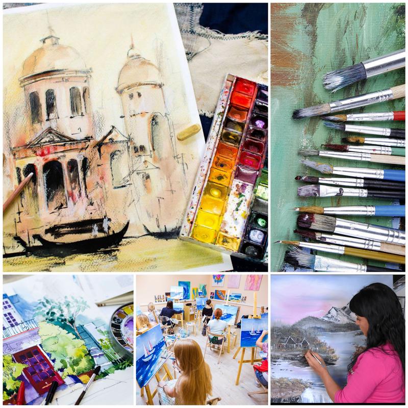 Как самостоятельно научиться рисовать - советы художника