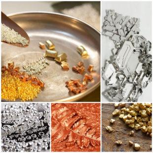 Как цветные металлы могут стать панацеей для организма