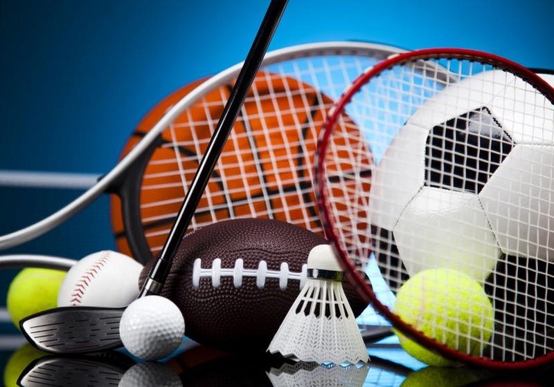 Товары для спорта цена