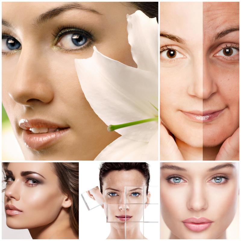 Здоровая кожа лица - желание каждой женщины