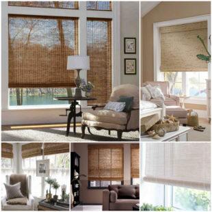 Бамбуковые жалюзи - экошторы для всех