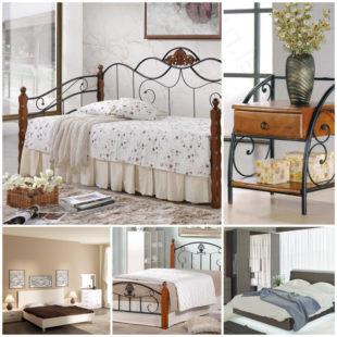 Изысканная мебель для спальни - моделирование пространства