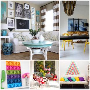 Как украсить комнату - сам себе дизайнер
