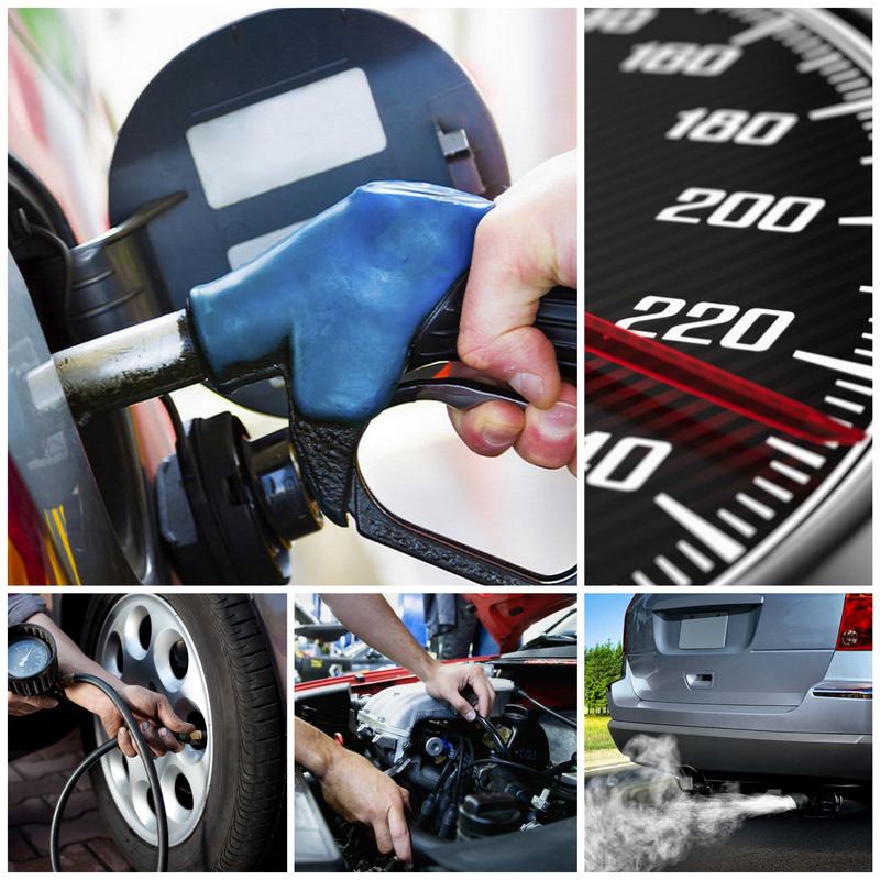 Как уменьшить расход бензина при эксплуатации авто