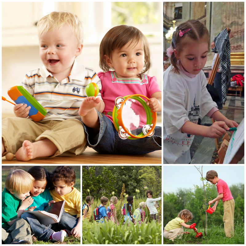 Как воспитать в ребенке любовь к прекрасному