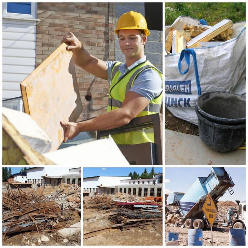 Какой строительный мусор можно переработать