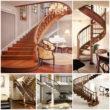 Какую лестницу выбрать для загородного дома