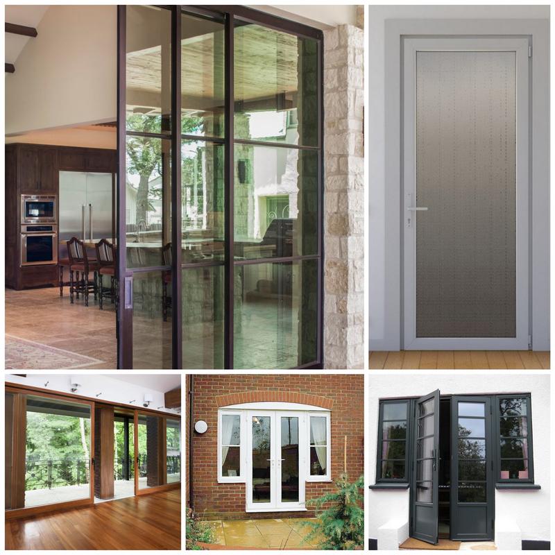 Металлопластиковые двери и окна - практичное решение для любого дома