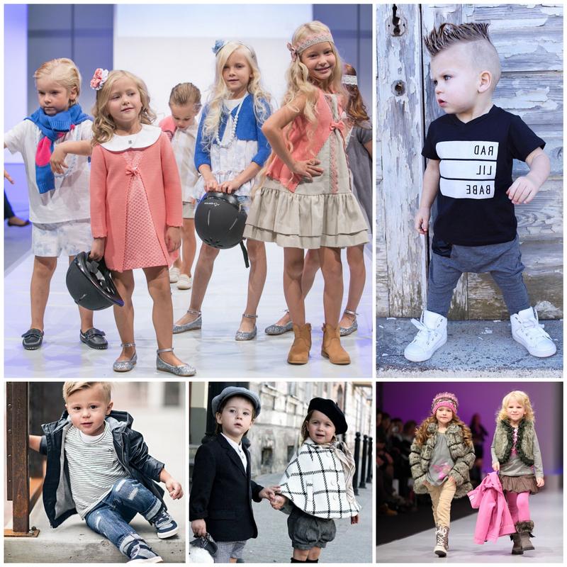 Мода для детей от рождения до подросткового возраста