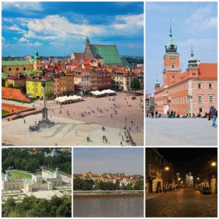 Варшава - чем заняться в столице Польши