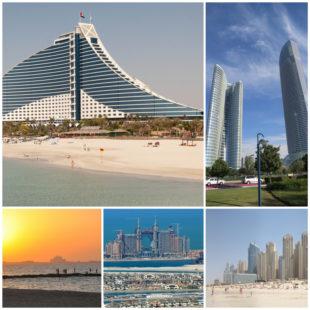 Погода в ОАЭ по месяцам - памятка туриста
