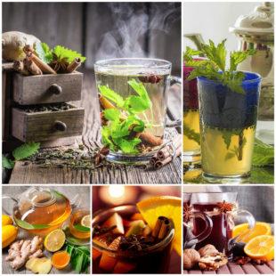 Разнообразим чайное меню: Марокканский чай, Волшебный чай и Грог