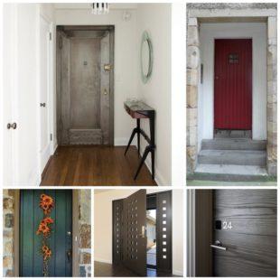 Входные двери для квартиры и их выбор