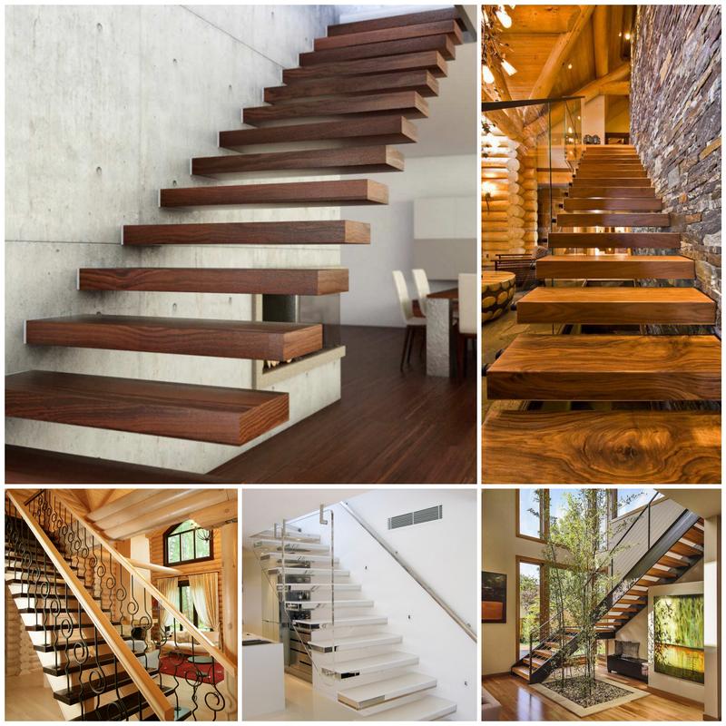 Какую лестницу выбрать в частный дом – важный и безопасный элемент интерьера