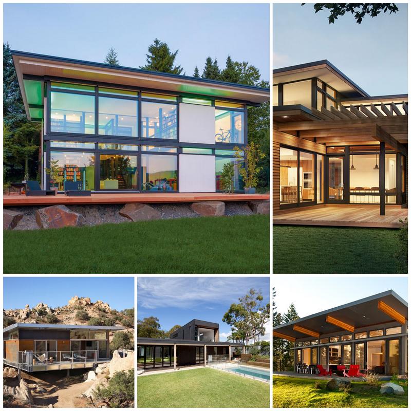 Модульные дома для круглогодичного проживания - их плюсы и минусы