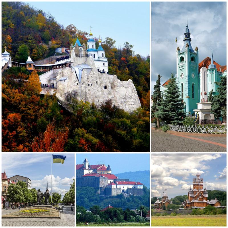 Полезный отдых и экскурсии по Украине. Куда поехать?