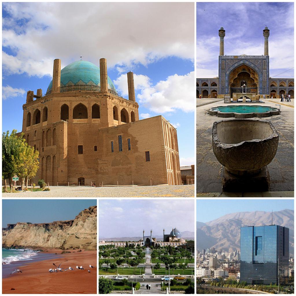 Иран - достопримечательности которые обязательно нужно посетить