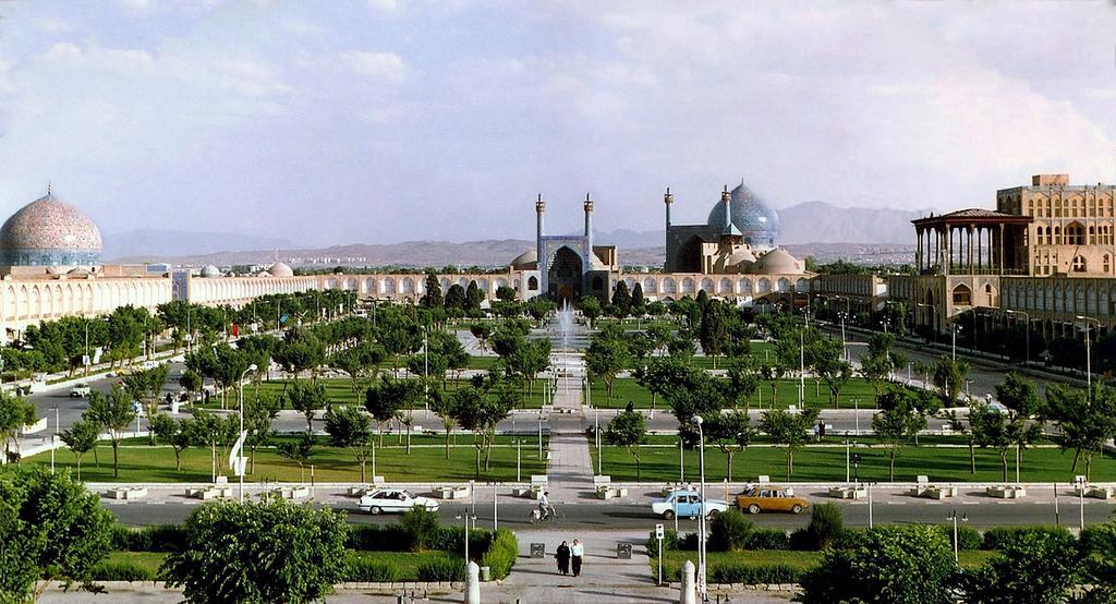 Исфахан - Площадь Накш-э Джахан