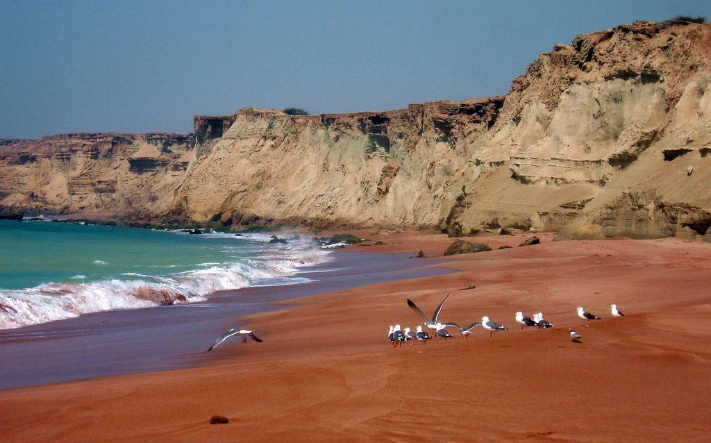 Пляжи Чабахара