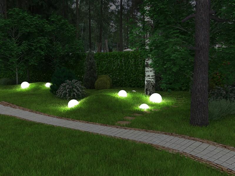 Светильник для наружного освещения тип уличный светодиодный