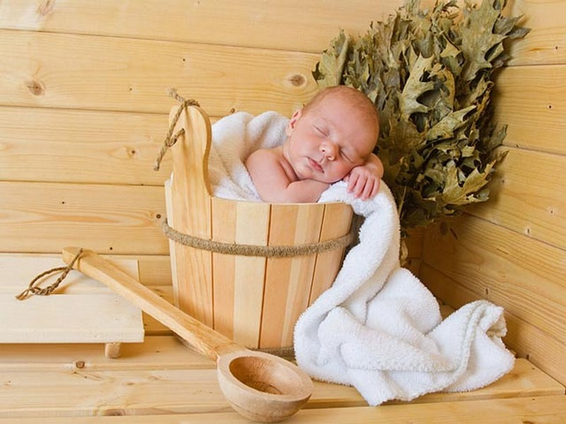 Почему беременным нельзя париться в бане 58