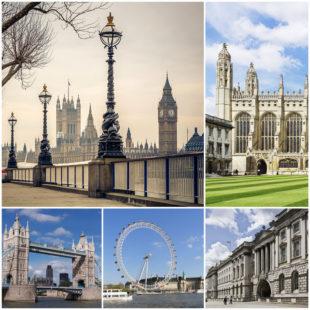 Достопримечательности Лондона обязательных для посещения