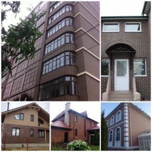 Фасадные термопанели: виды, преимущества, монтаж