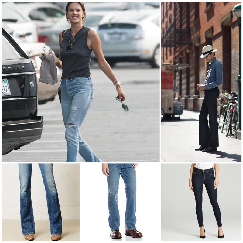 Как выбрать джинсы - советы модельера