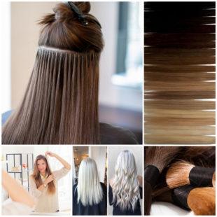 Наращивание волос - в чем суть этой технологии 9