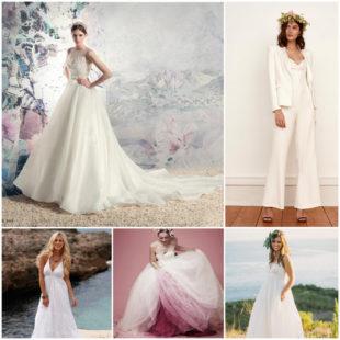Самые модные свадебные наряды этого сезона