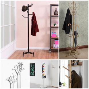 Вешалки для одежды - мебель для ресторанов, кафе и баров 9