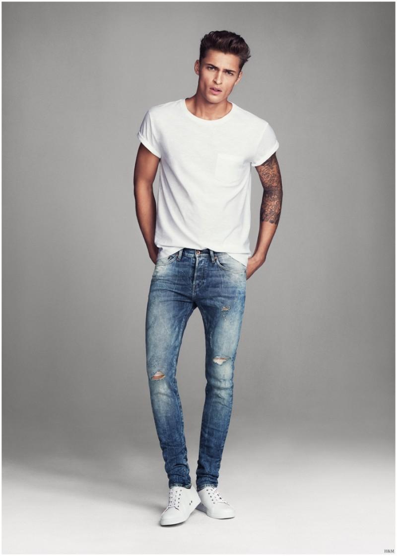 Мужики в джинсах фото