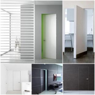 Двери в интерьере - современные варианты