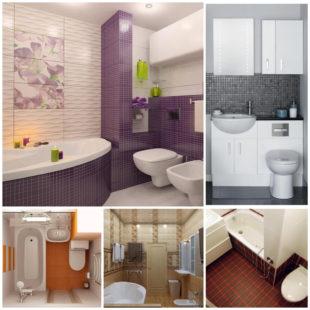 Объединение туалета с ванной: несколько важных особенностей