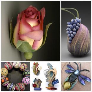 Полимерная глина как материал для модной бижутерии