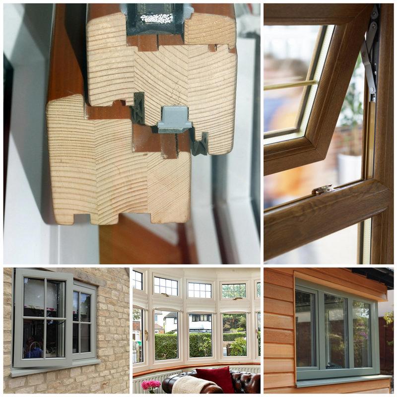 Производство деревянных окон со стеклопакетами