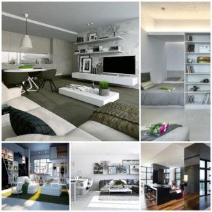 Делаем дизайнерский ремонт однокомнатной квартиры