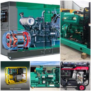 Дизель генератор - что лучше: аренда или покупка?