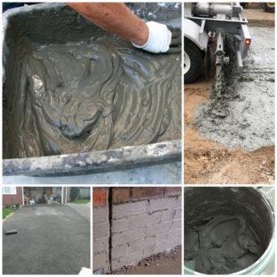 Как получить качественный цементный раствор