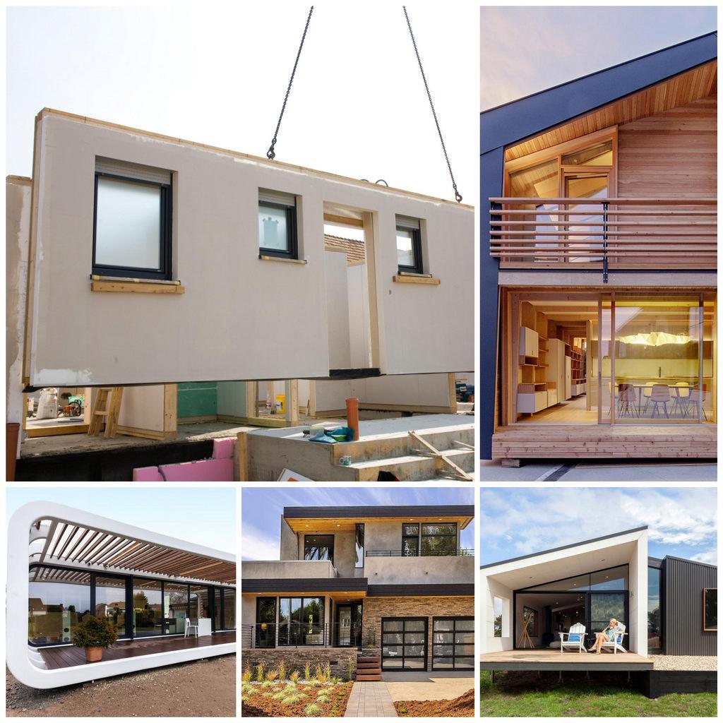 Каркасные дома для зимнего проживания