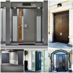 Стальная дверь - преимущества и характеристики