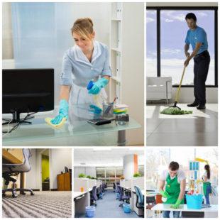 Услуга уборки офиса – преимущества комплексного подхода